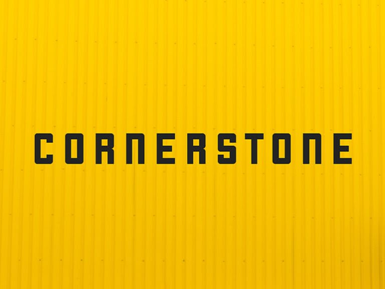 fonte para download cornerstone