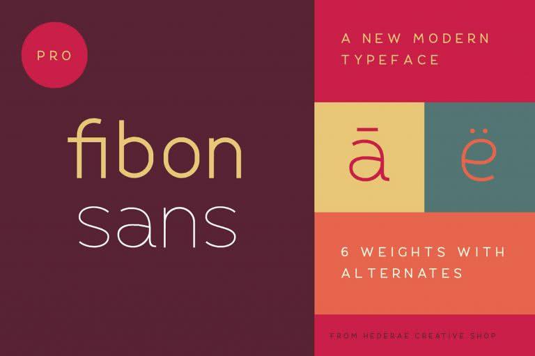 fonte sans-serif com ligatura