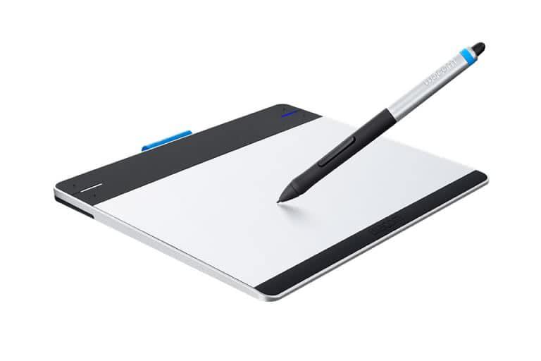Funcionalidade para tablets de desenho no photoshop