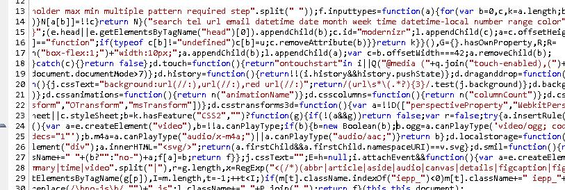 Minificar e concatenar código para melhorar a velocidade