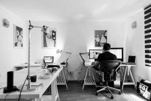 Competição e plataformas de trabalho freelancer