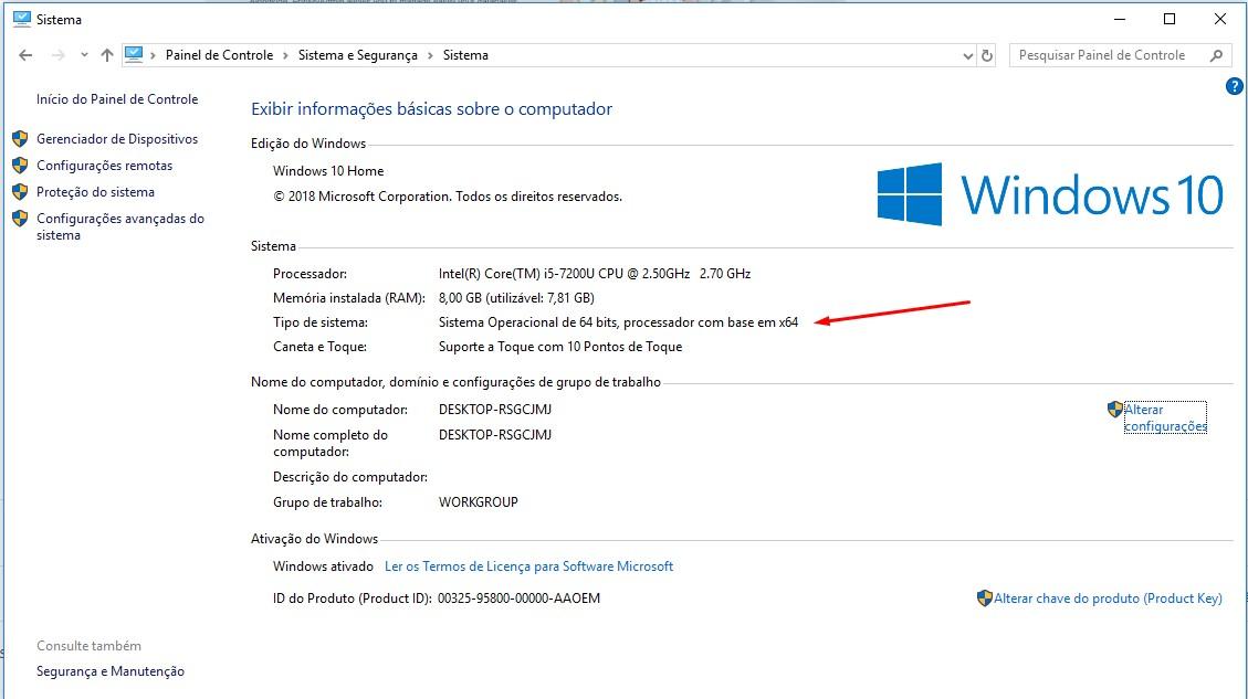Como instalar o WordPress tipo de sistema no Windows
