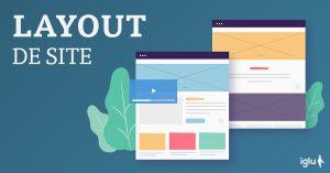layouts para sites