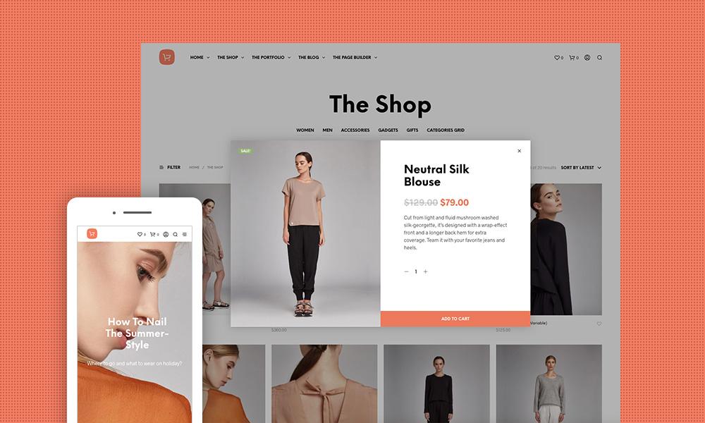 shopkeeper wordpress theme 1